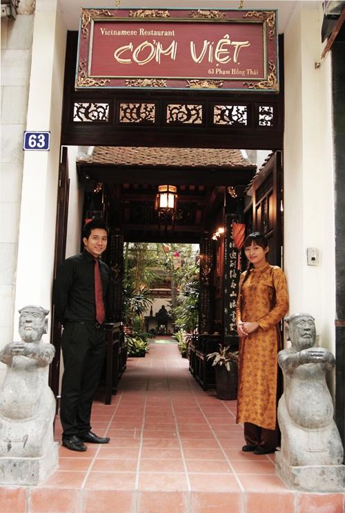 Cơm Việt – Yêu sao góc Hà Nội xưa