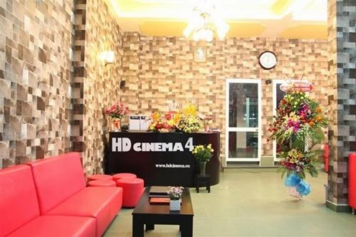 Các quán cà phê xem phim khi đến Sài Gòn