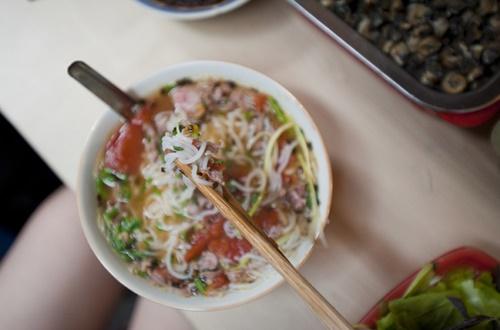 Dạo những quán ăn ngon Hà thành trong kỳ nghỉ