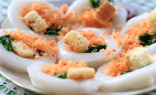 Văn hóa ẩm thực miền Trung qua các loại bánh