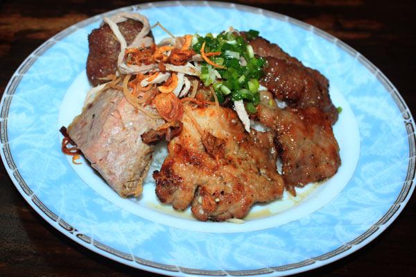 6 món ăn sáng quen thuộc của người miền Nam