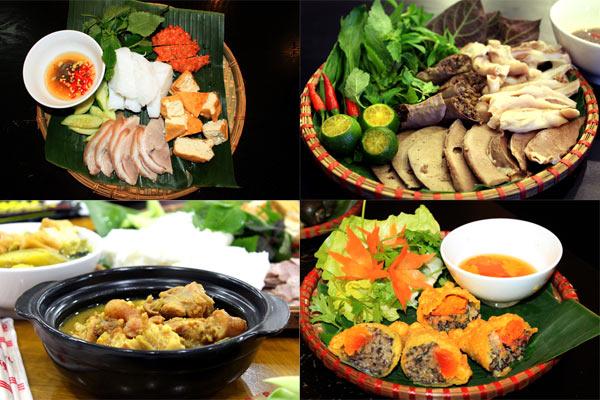Bún đậu mắm tôm Sài Gòn đã thành món ăn thân thuộc