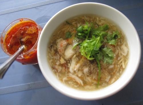 Điểm danh súp cua ngon rẻ ở Sài Gòn