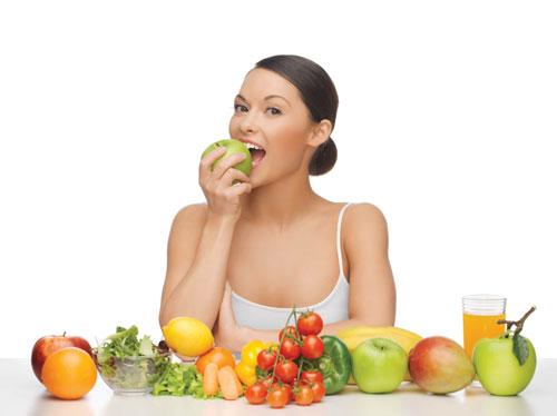 Ăn uống giảm béo bụng