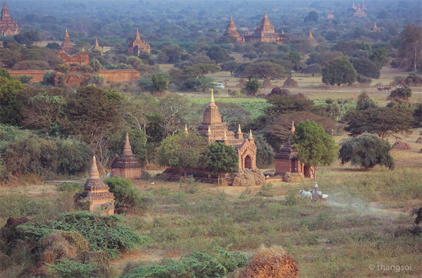 Cẩm nang du lịch Myanmar từ A đến Z