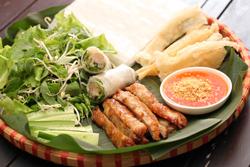 3 món cuốn xứ Nẫu mê mẩn thực khách Việt
