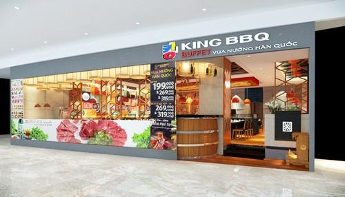 Món nướng King BBQ sắp có mặt tại Bình Dương