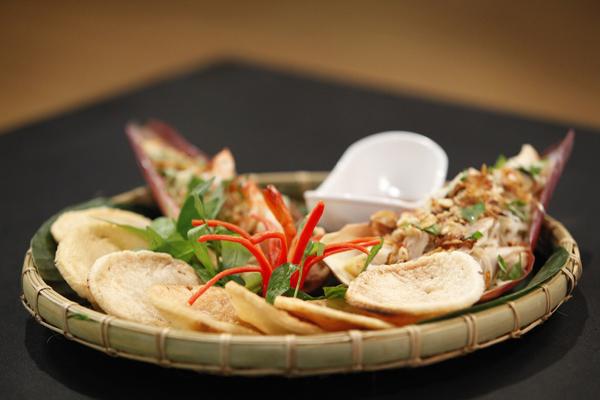 Những món ăn đẳng cấp ở bán kết MasterChef Việt