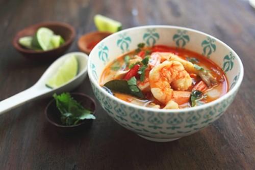 Những quán ăn Thái đặc sắc ở Hà Nội