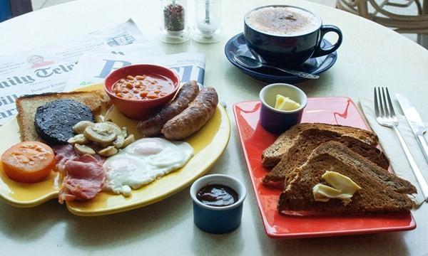 5 món ăn của người Anh bạn nhất định phải thử