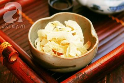 Mứt dừa sầu riêng cho Tết này