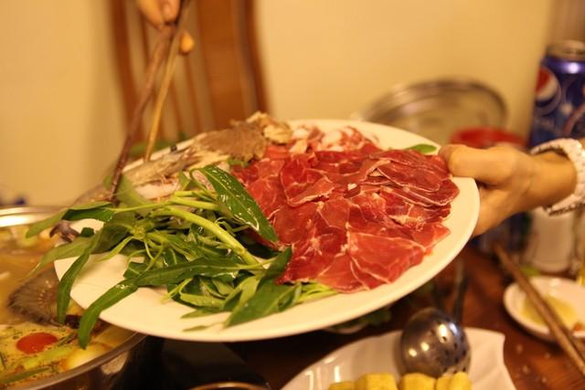 Lẩu ngon đậm đà hương vị Việt