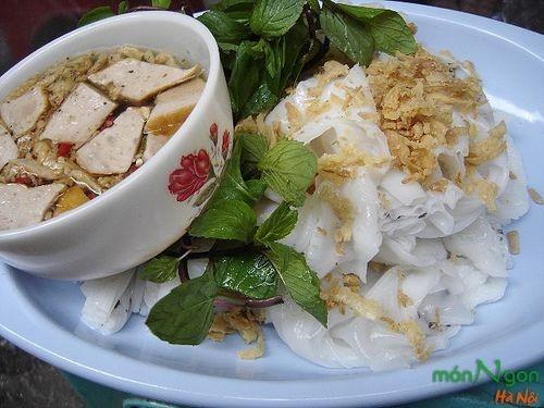 Đặc sản Hà Nội: Những món ăn hoài không chán