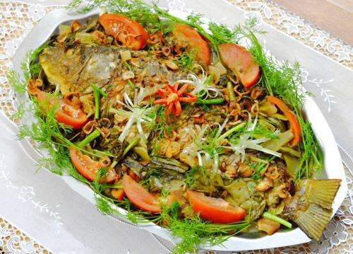 Đi ăn đủ món ngon trên đường Thái Thịnh