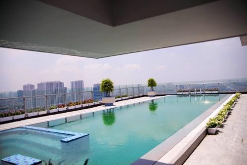 Hà Nội Sky Garden - địa điểm lý tưởng dành cho mọi người