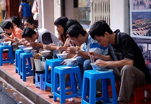 Những lệch lạc trong sở thích ăn uống của người Việt
