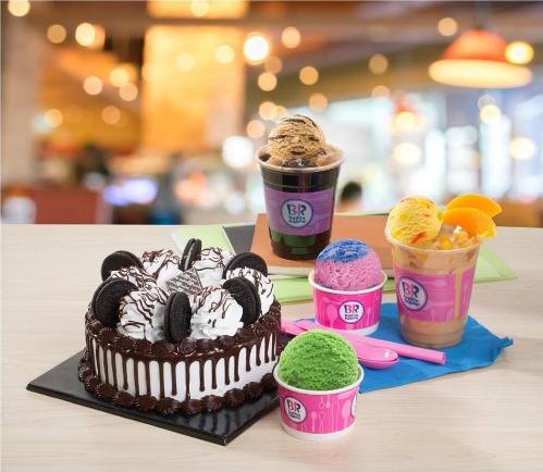 '31 Party' - bữa tiệc cho tín đồ kem