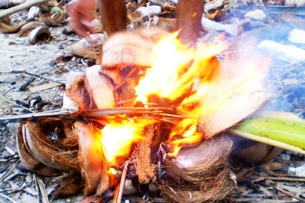 Đủ món ngon từ cá xương xanh ở đảo Nam Du