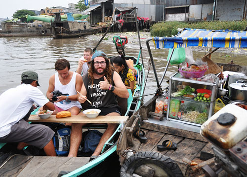 Những điều thú vị về chợ nổi Cái Răng vừa được chứng nhận di sản văn hóa