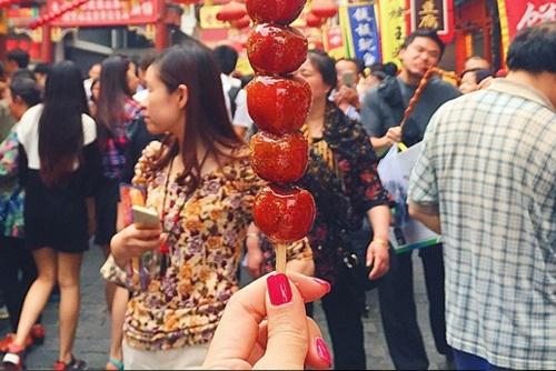 Những món ăn đường phố châu Á khiến bạn phát thèm