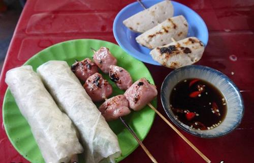 5 món ăn vặt dưới 10.000 đồng ở Quy Nhơn
