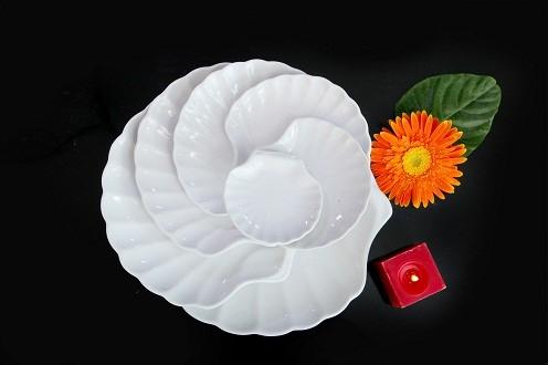 Bát đĩa sứ nhà hàng - Long Phương