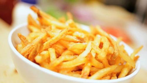 Thực phẩm chế biến sẵn không có lợi cho người đang giảm cân